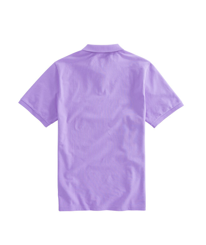 Minnesota Vikings Stretch Pique Polo