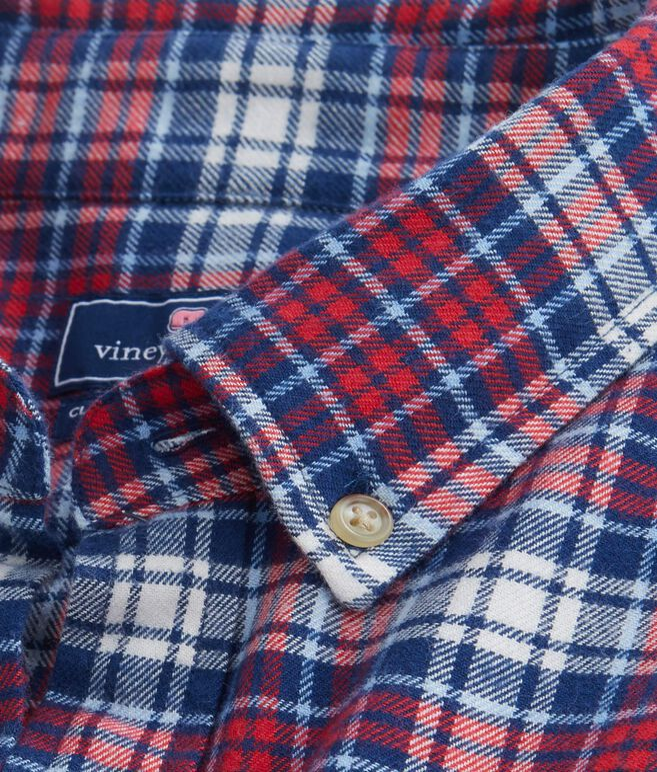 Tower Ridge Flannel Classic Tucker Shirt