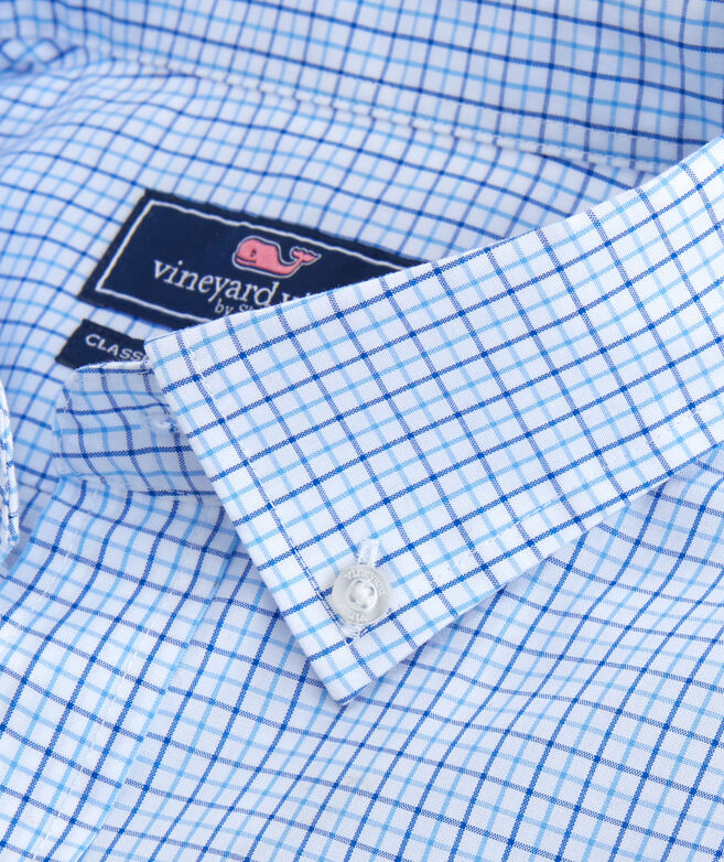 Twin Pond Tattersall Classic Tucker Shirt