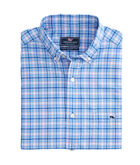 Little Fort Plaid Performance Classic Tucker Shirt