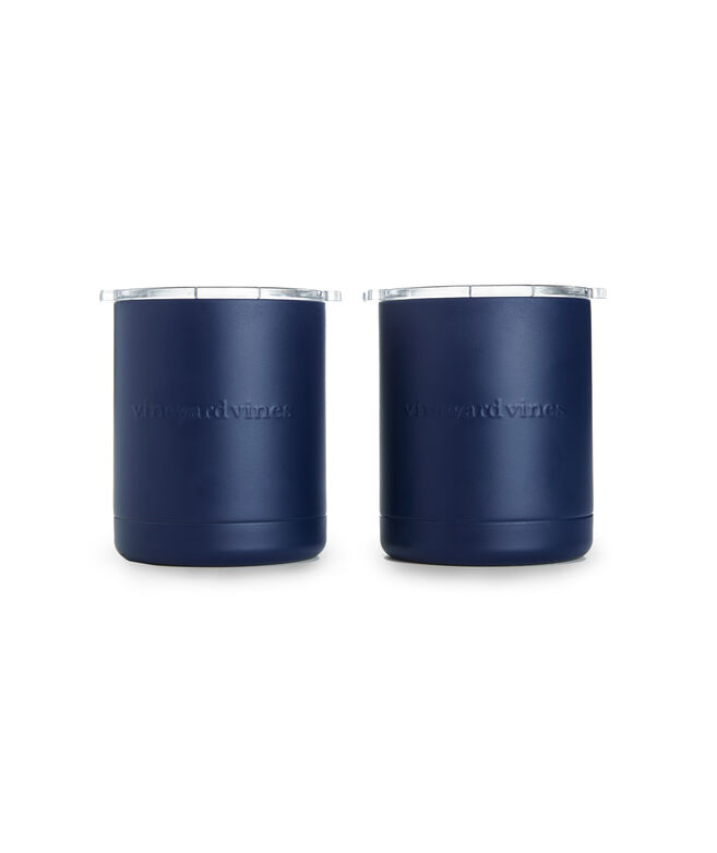 vv98 Logo Outdoor Cup Set