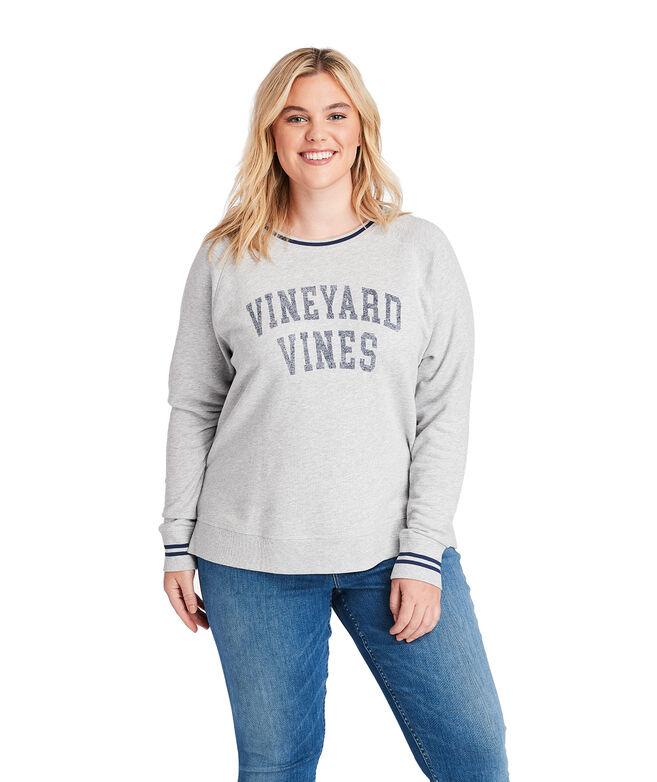 Varsity Crewneck Sweatshirt