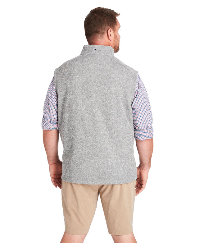 Big & Tall Mountain Sweater Fleece Vest