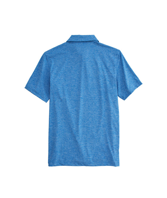 OUTLET Men's St. Kitts Solid Performance Polo