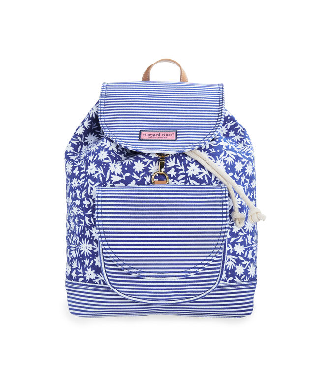 Otomi Print & Stripe Daypack