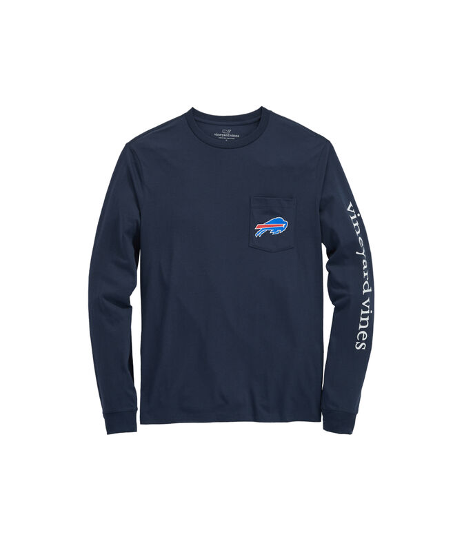 Buffalo Bills Long-Sleeve EDSFTG T-Shirt