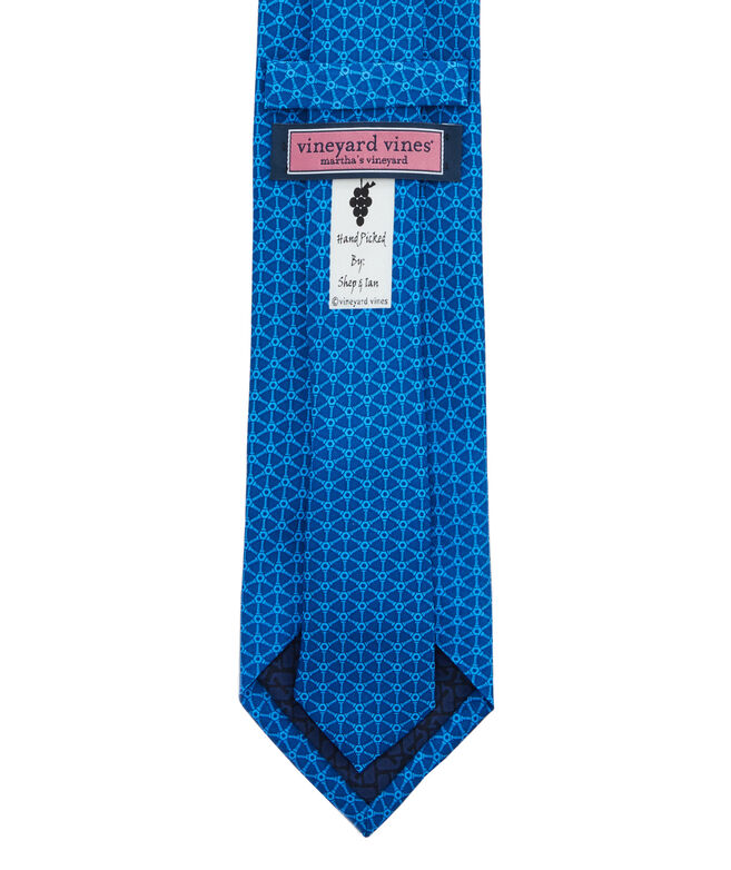 Nuts & Bolts Printed Tie