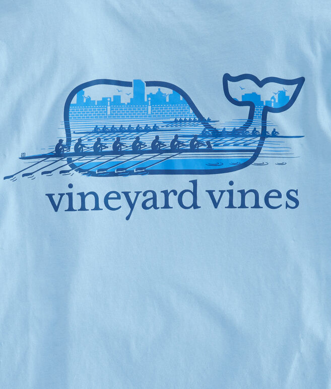 Whale Crew Pocket T-Shirt