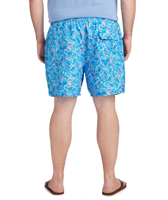 Tropical Turtles Chappy Trunks