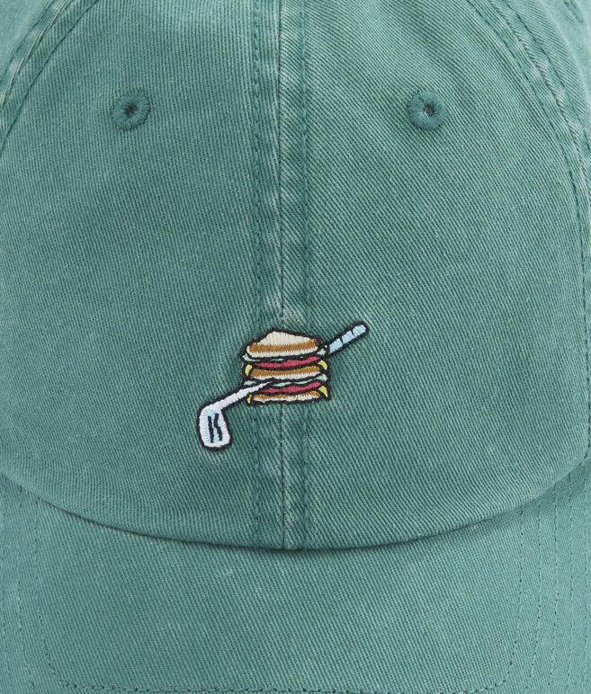 Club Sandwich Logo Baseball Hat