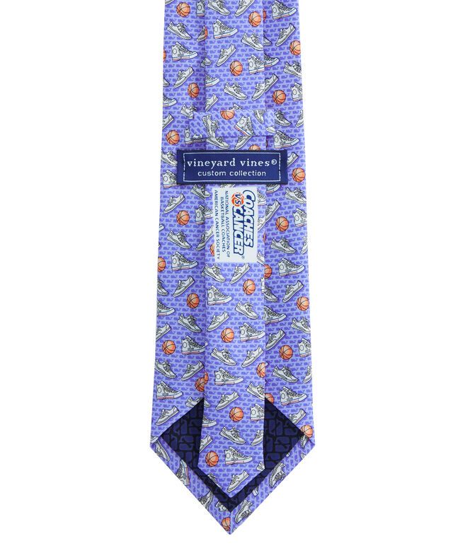 Coaches vs. Cancer Tie