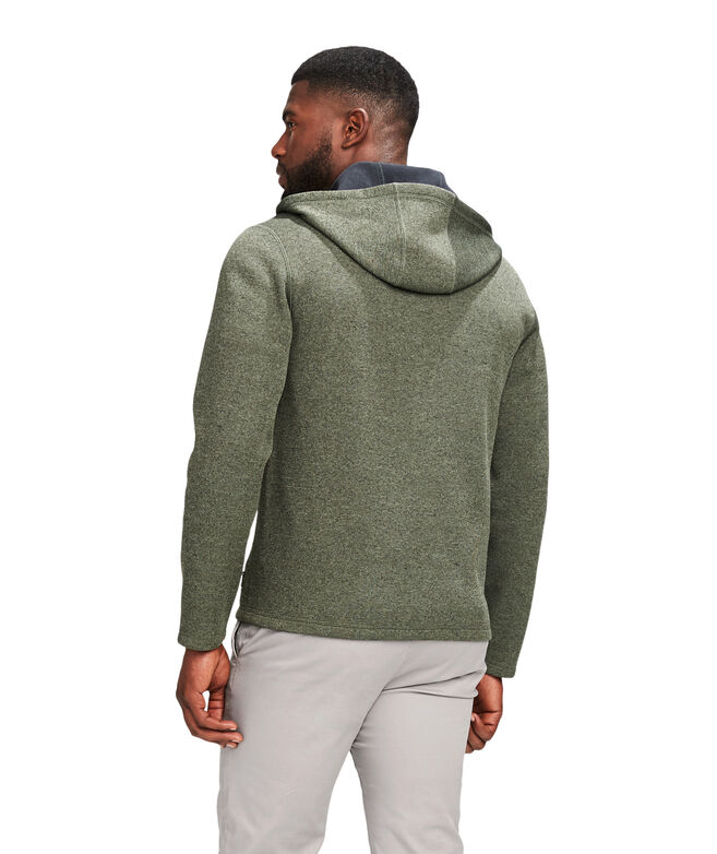 Mountain Sweater Fleece Hoodie
