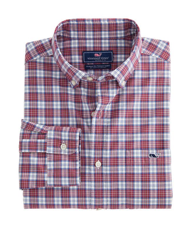 Classic Fit  Cades Tucker Shirt