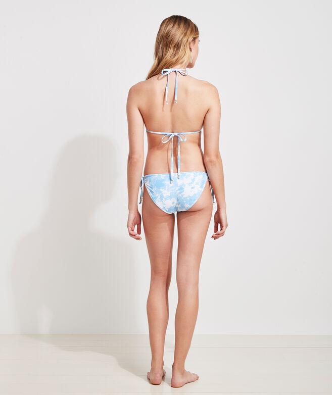 Surf Tie Dye Bikini Top