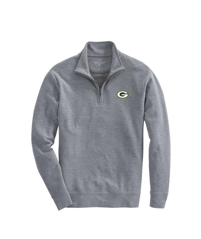 Greenbay Packers Saltwater 1/4-Zip