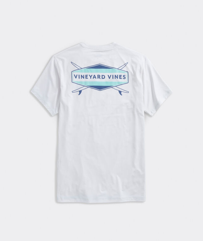 Surf Crest Short-Sleeve Harbor Tee