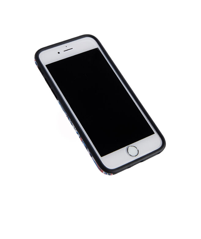 Guana Floral 7/8 Iphone Case