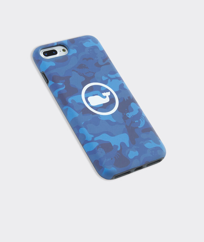 Camo Whl Dot 7+/8+ Iphone Case