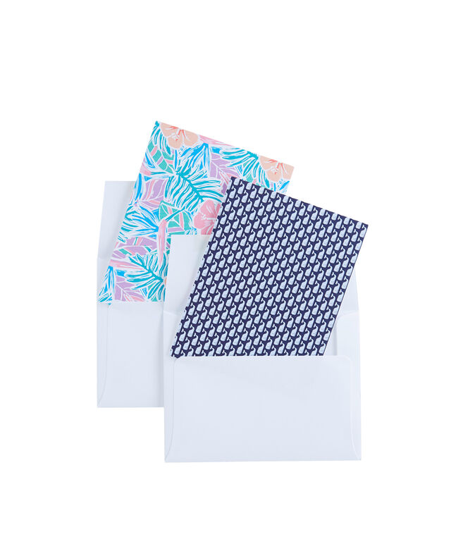 Mixed Print Stationery