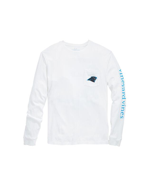 Carolina Panthers Long-Sleeve EDSFTG T-Shirt