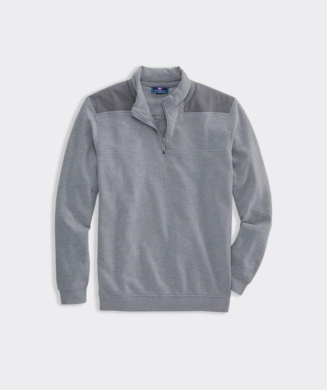 Men's Blank Collegiate Shep Shirt Shirt