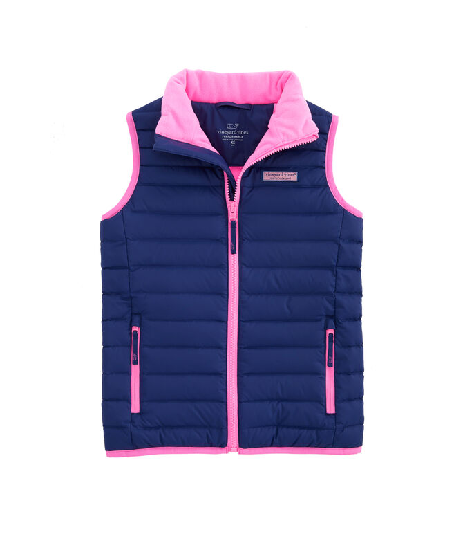 Girls Mountain Weekend Vest