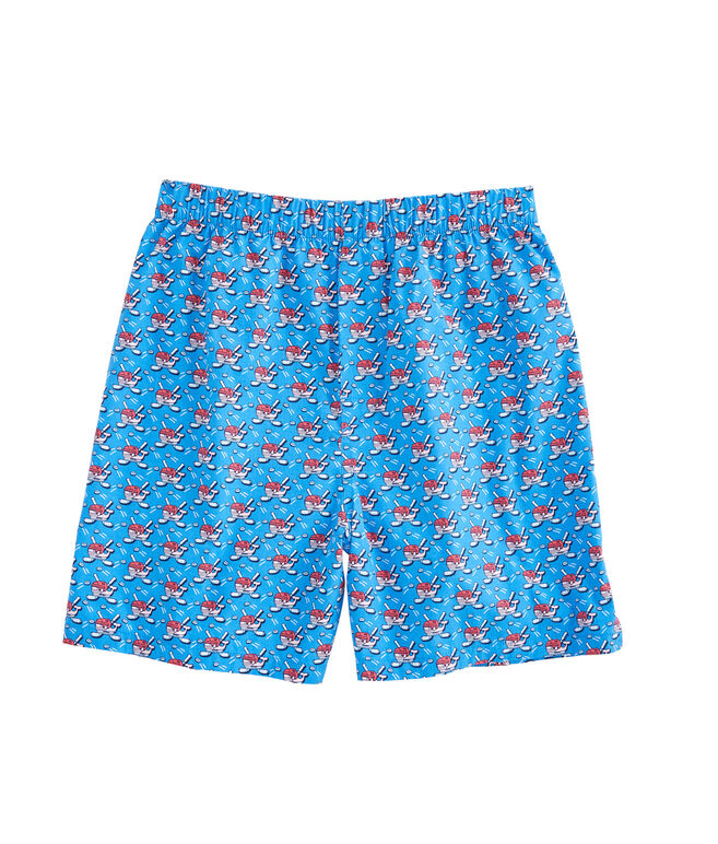 Hockey Whale Boxers