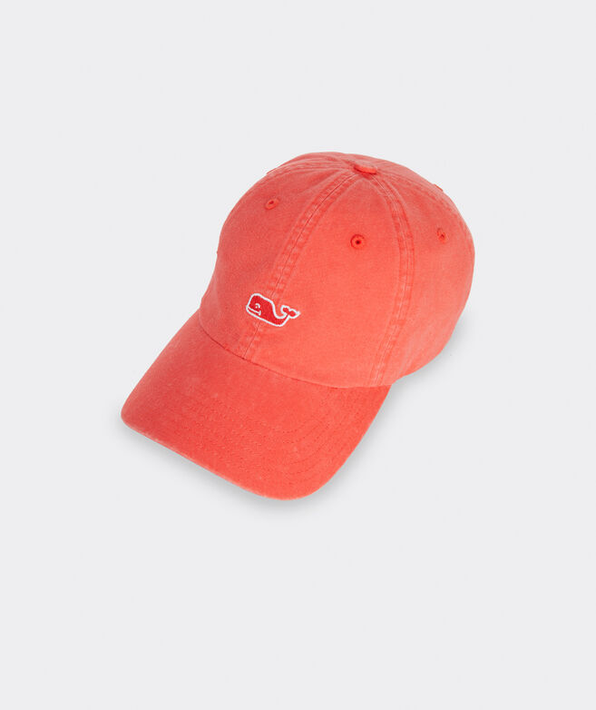 Painted Palm Whale Logo Women's Baseball Hat