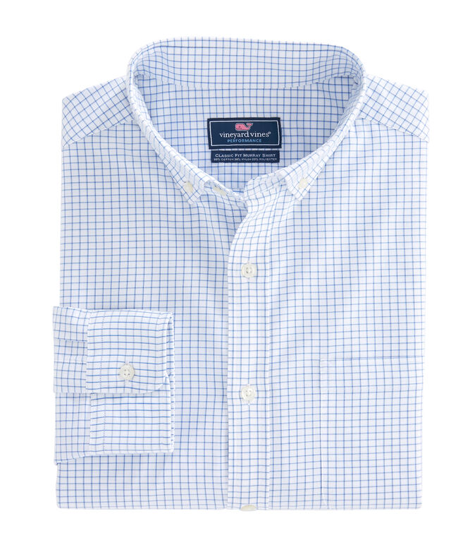 Cobblestone Performance Classic Murray Shirt