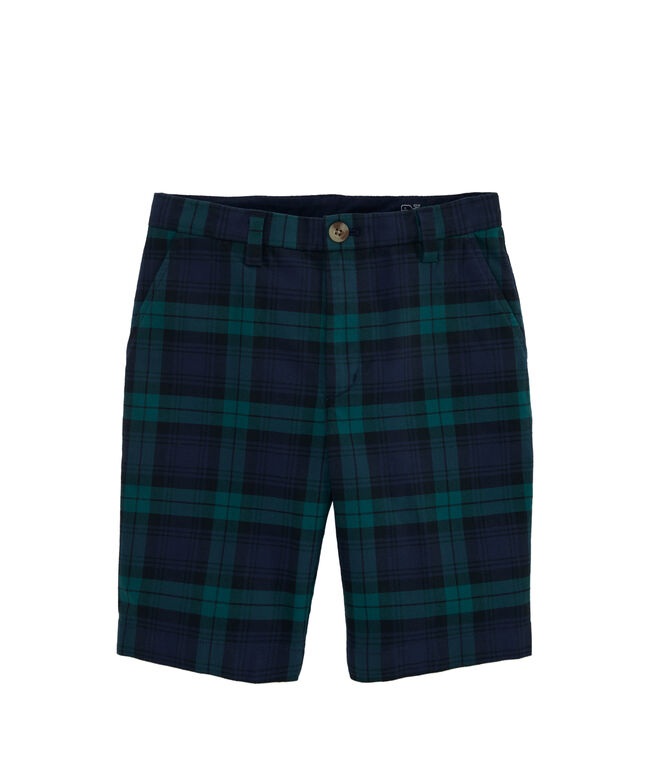 Boys Blackwatch Breaker Shorts