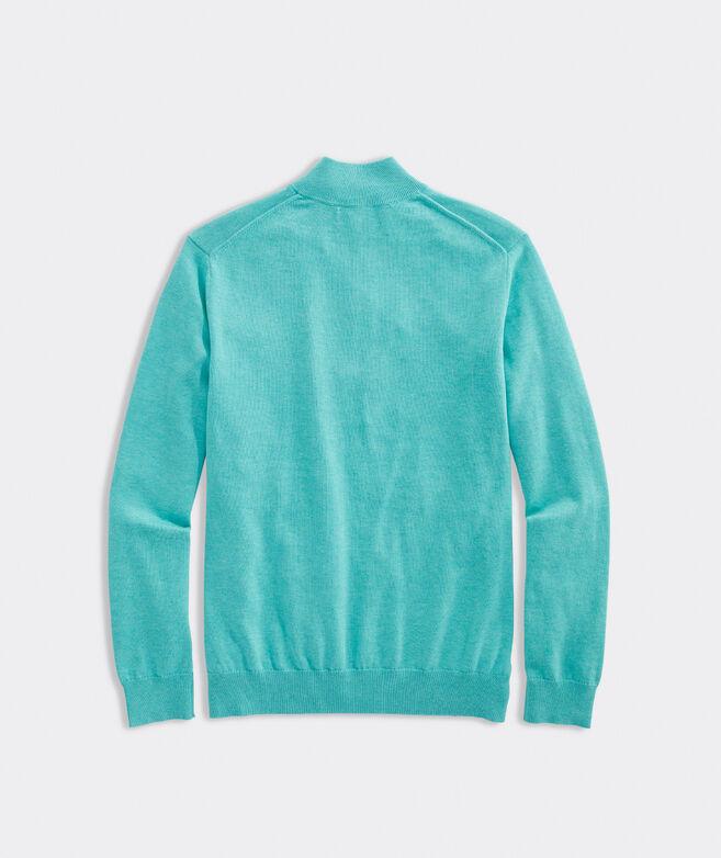 Thaxter Cashmere Blend 1/4-Zip
