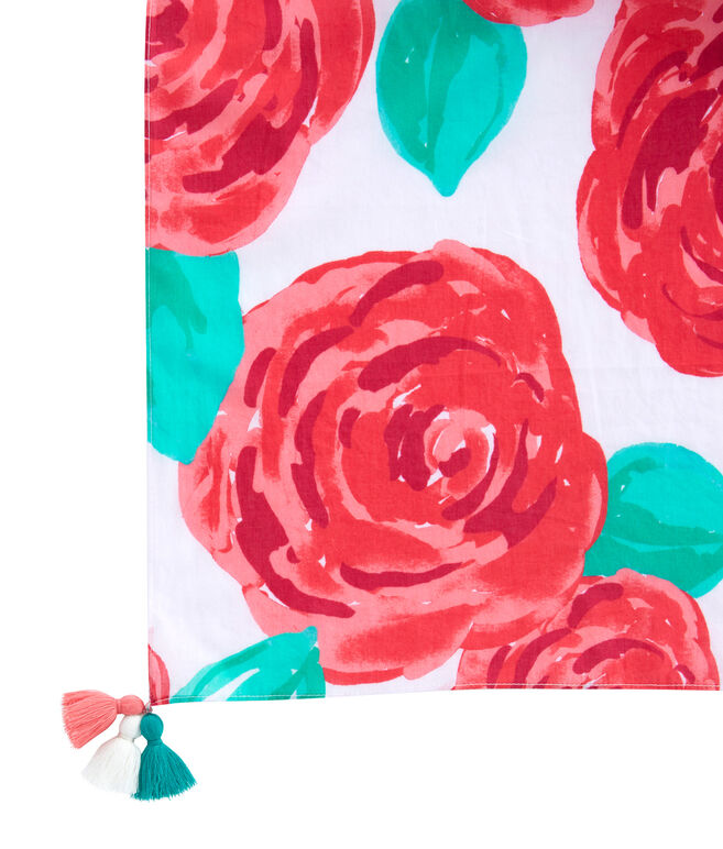 Kentucky Derby Run For The Roses Scarf