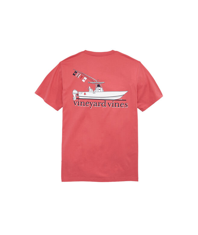 Boston Red Sox Sportfisher T-Shirt