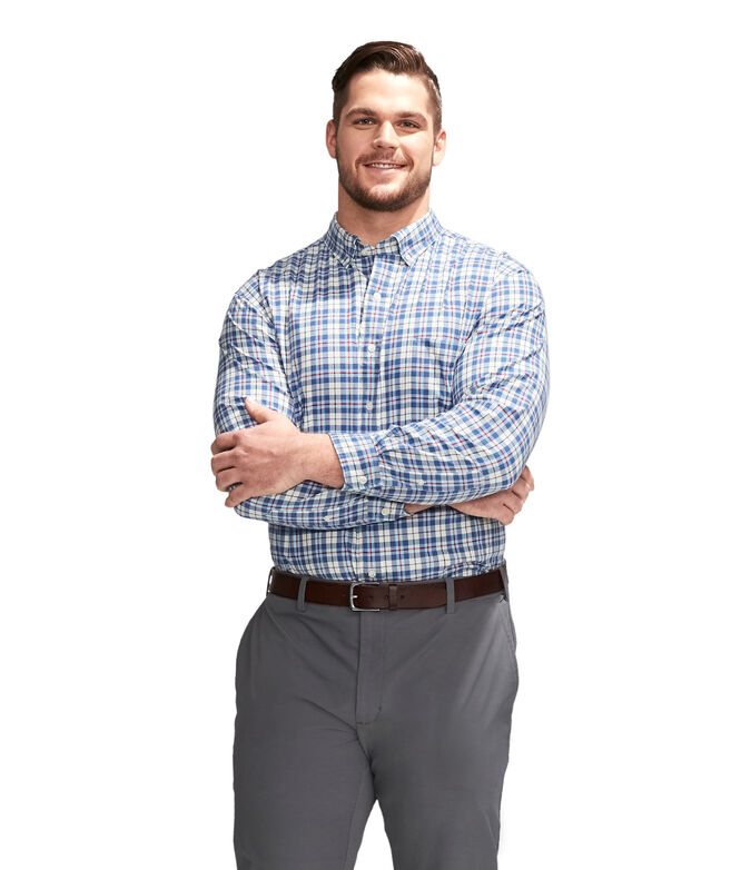 Big & Tall Belay Murray Button-Down Shirt