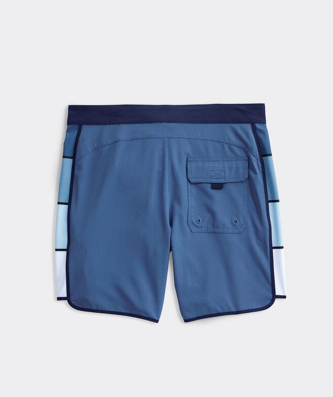 9 Inch Scalloped Board Shorts