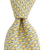 School Of Sharks Tie