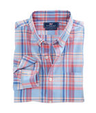 Fox Town Plaid Slim Murray Shirt