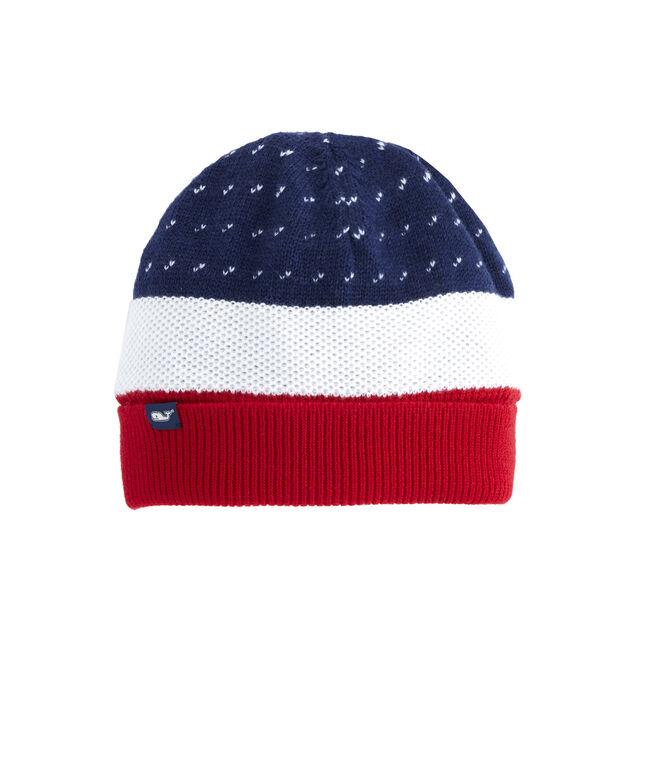Americana Knit Hat