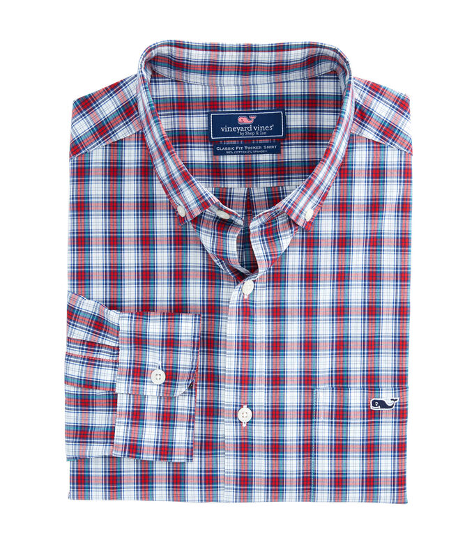 Dunes Road Classic Tucker Shirt