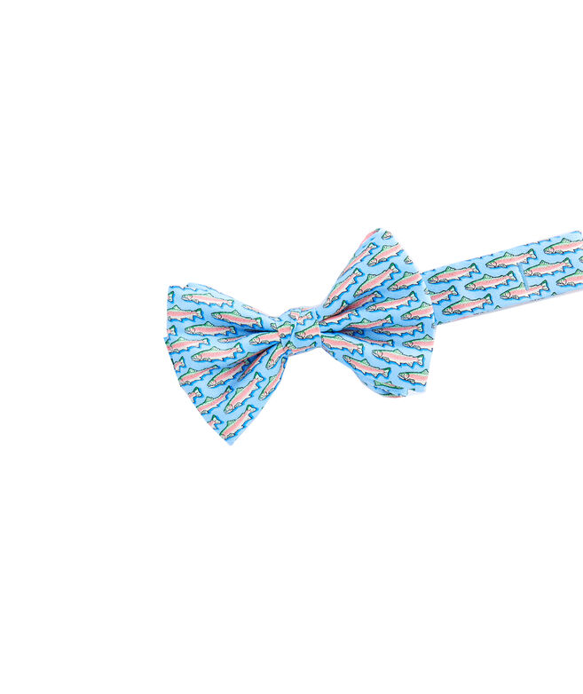 Boys Steelhead Bow Tie