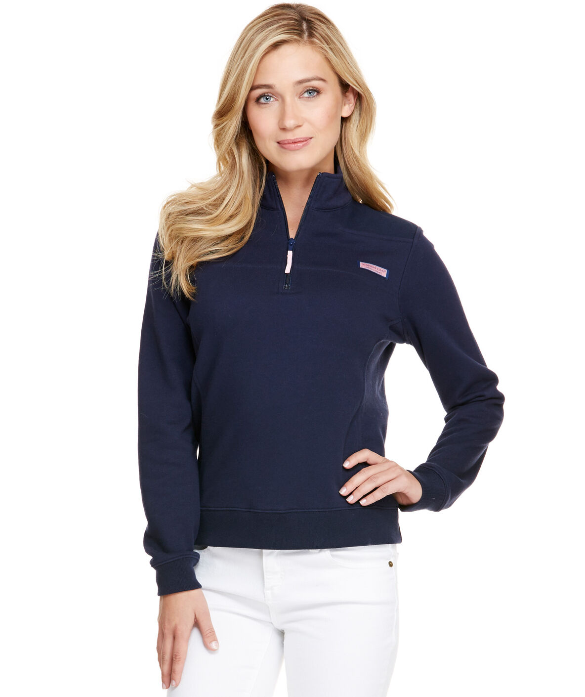 f9bd71adb77 Shop Women s Quarter Zip   Pullovers at vineyard vines