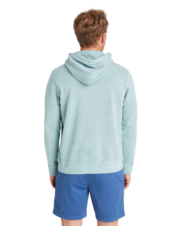 Woodhouse Garment-Dyed Popover Hoodie