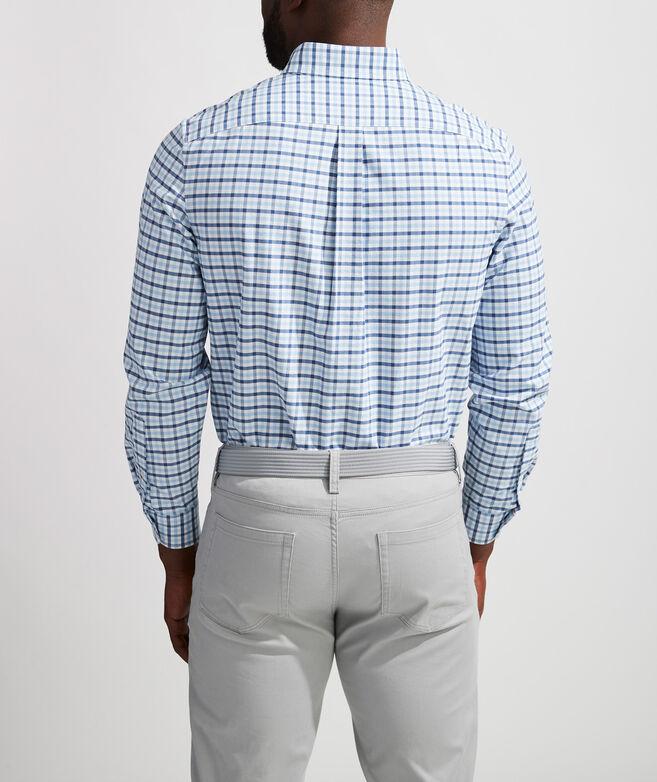 Classic Fit Permit Cotton Performance Tucker Button-Down Shirt