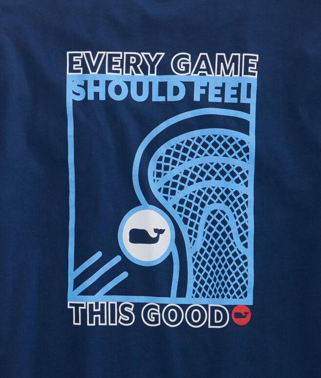 Lacrosse Box Pocket T-Shirt