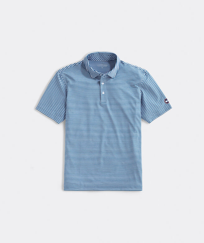 Limited-Edition USA Heathered Winstead Sankaty Polo