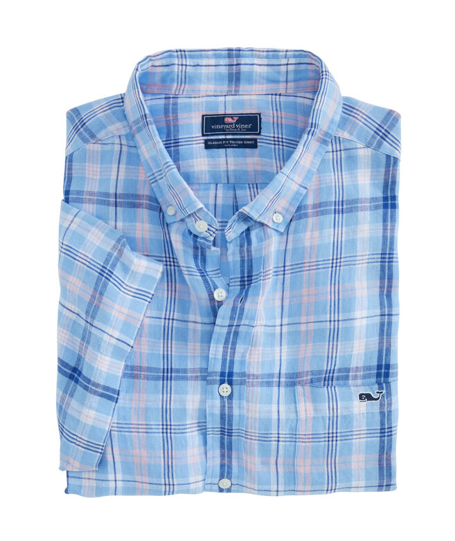 Farrington Plaid Classic Tucker Shirt
