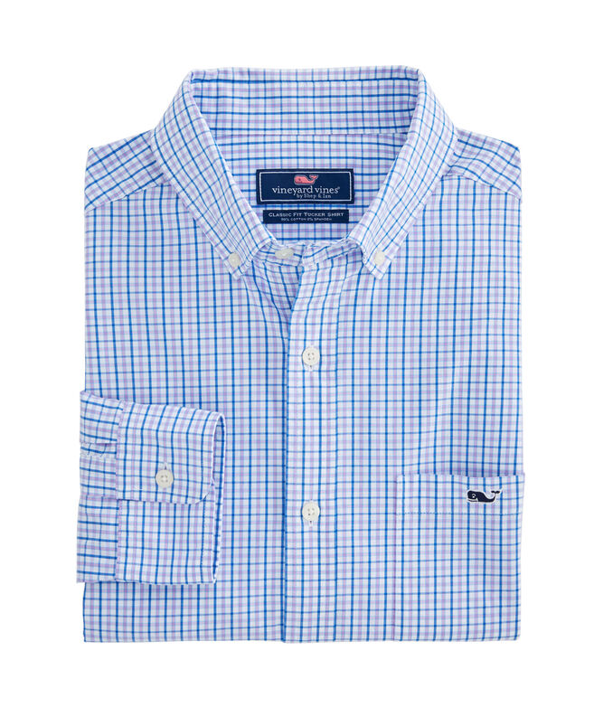 Classic Tobago Tattersall Tucker Shirt