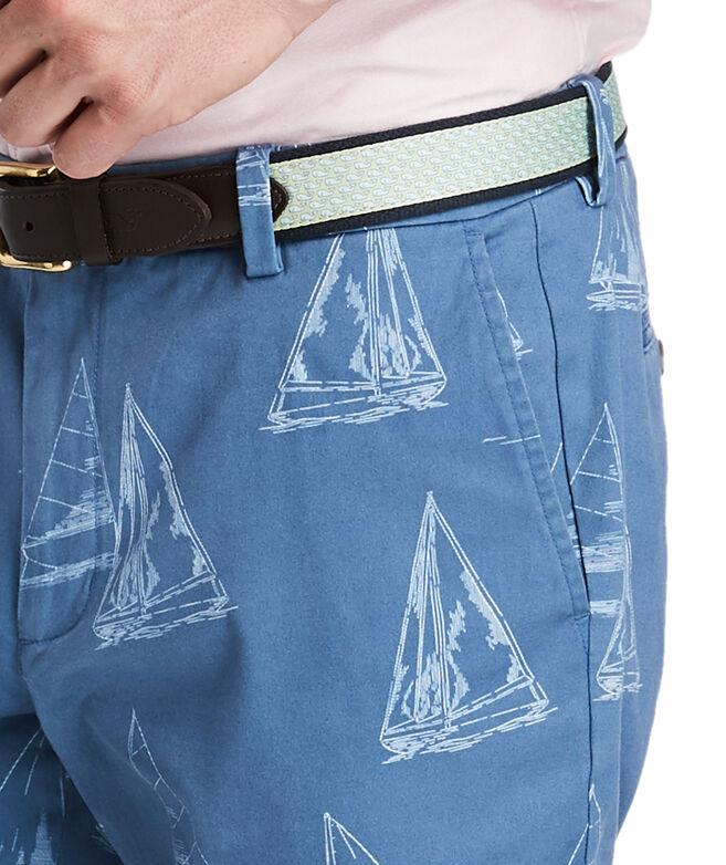 Boats On Water Breaker Pants