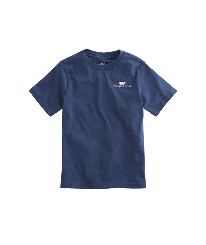 Kids VV Logo Graphic T-Shirt
