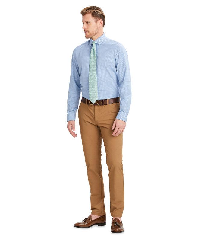 Slim Fit Wasatch Cotton Performance Cooper Dress Shirt